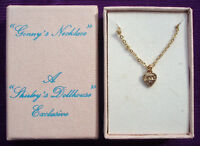 GINNY NECKLACE - 1950's Ginny Necklace Reproduction  LOT of 10
