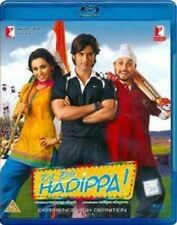 DIL BOLE HADIPPA - SHAHID KAPOOR - BOLLYWOOD BLU-RAY - FREE UK POST