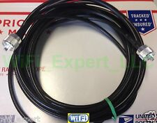 TIMES MICROWAVE ® 2 Feet LMR240 Antenna Jumper Coax Cable PL259 Connector USA