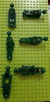 Lego Bionicle Leg Sections 2x Rahkshi 45749 2x Metru 47297 2x Toa Hordika 50920