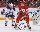 Calgary Flames Matthew Tkachuk Autographed Signed 8x10 NHL Photo COA A