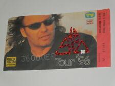 VASCO ROSSI-BIGLIETTO TOUR '96-INGRESSO N.18608 MILANO 15/6/96 -   STADIO MEAZZA