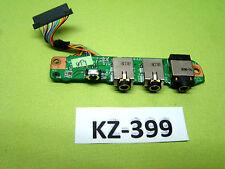 HP Pavilion dv9000 Soundkarte Board Platine #KZ-399