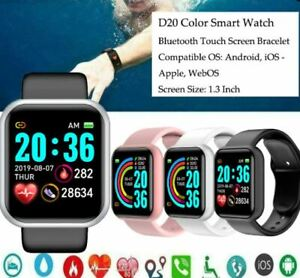 Bluetooth Smart Watch Phone Mate For iPhone IOS Android Samsung Waterproof 2021