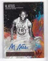 2018-19 Al Attles #/99 Auto Panini Court Kings Warriors High Court Signatures
