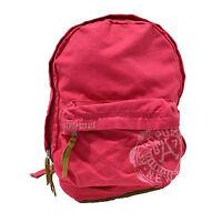 Aeropostale Backpack School Bag Bookbag Pink Carryall Zipper Logo New