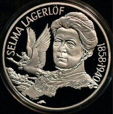 More details for sweden 20 euro 1996 27g .925 silver (t11)