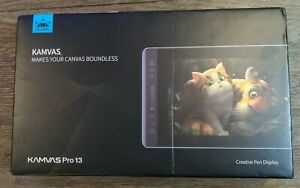 HUION KAMVAS PRO 13 Battery-free Pen 13.3'' Graphics Drawing Tablet Screen