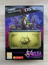 NEW NINTENDO 3DS XL Legend Of Zelda Majora's Mask. Limited Edition. Brand-New.