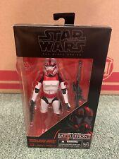 Star Wars Black Series Imperial Shock Trooper Gamestop Exclusive 6? Inch Toy New