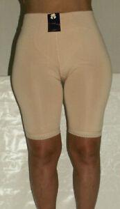Damen Langbein Unterhose Schlüpfer Sicherheit Boxershorts Bauchweg Hose