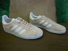 Adidas Originals Gazelle Pink White BA9600 Women size 8 (READ DESCRIPTION)