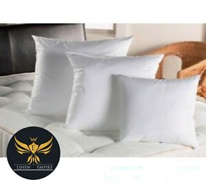"""Cushion Pads Hollowfibre Scatters,Fillers,Inners 12"""" 14""""16""""18""""20"""" 22""""24"""" 26"""" 30"""""""