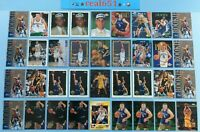 1994+ JASON KIDD Rookie-Insert Lot x 54 HOF Skybox Draft Picks DP2 Xcited Dallas