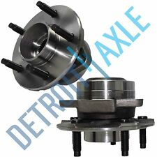 (2) Front Wheel Bearing & Hub 2002 2003 2004 2005 2006 2007 Saturn Vue NON ABS