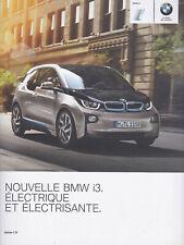 brochure 2013 BMW i3 !!! ________________________ en français __________________