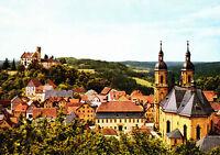 Basilika in Gößweinstein ,ungelaufene AK