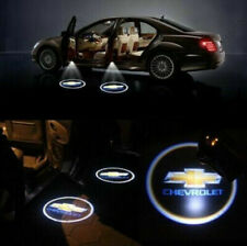 For Chevrolet Car Door LED Welcome Laser Projector Logo Ghost Shadow Light Lamp