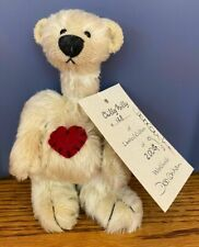 """Deb Canham Artist Designs Chilly Billy Bigger Bears ColL 5"""" Le Mohair 128 Of 200"""