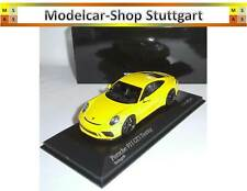 Porsche 911 GT3 Touring gelb - Minichamps 1:43 - Limited Edition 300 - fabrikneu