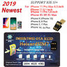 Heicard Unlock Turbo SIM Card For iPhone 11 Pro X XR XS Max 8 7 6S Plus 4G ICCID