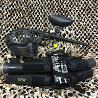 NEW Tippmann Gryphon EPIC Paintball Marker Gun Package Kit - Black