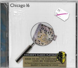 CHICAGO  -  CHICAGO 16.   /  REMASTERED & EXPANDED EDITION.  IMPORT. BONUS TRACK