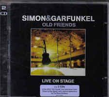 Simon&Garfunkel-Old Friends Live On Stage 2 cd Album