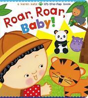 Roar, Roar, Baby! by Karen Katz