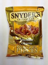 Snyder's Cheddar Cheese Pretzel Pieces 125g Bag
