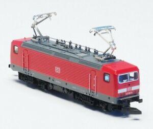 88432 Marklin Z-scale Electric Loco BR 143 DB, 5 pole motor, red & white LED