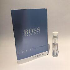 Hugo Boss BOSS Pure EDT sample 2ml