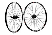 650B MTB SHIMANO DEORE 8/9 SPD WHEELSET WITH M2 HYDROLIC DISC BRAKES F+R 160