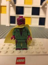 Lego Marvel Super Heroes Vision 76032 Minifigure Avengers A5