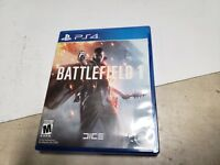 Battlefield 1 PS4 (SONY PlayStation 4, 2016) FAST USA SHIPPING