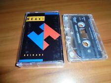 Brigade By Heart (Cassette Tape 1990 Capitol) Used Original