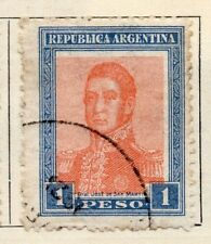 Argentine Republic 1916 Early Issue Fine Used 1P. 183027