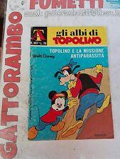 Albi Di Topolino N.937 - Mondadori discreto