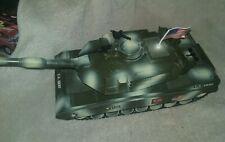 Working GI Joe Army Tank - 2001 Funrise Hasbro Battery operated Sounds. Nice!!