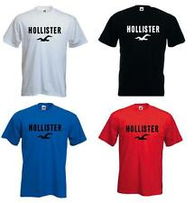 CAMISETA PAJARO HOLLISTER  T-SHIRT