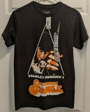 Official Stanley Kubrick's Clockwork Orange Shirt S New with Tags