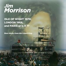 Jim Morrison - Isle Of Wight 1970 (OZITDANLP1970)
