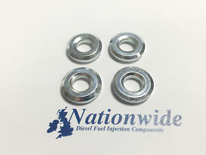 Toyota Avensis 2.0 Common Rail Diesel Injector Washers/Seals Denso Medium x 4