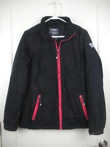 Killtec 8000mm Women's Black Waterproof Windproof Winter Jacket Coat Size: 16