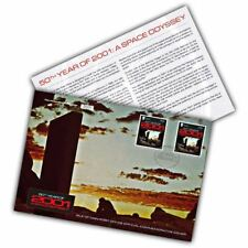 Isle of Man 2018 Stamps - 2001: A Space Odyssey Dawn of Man Commemorative Cover