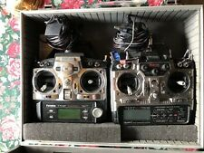Futaba T7CAP transmitter AND Futaba PCM 1024 With Hardcase!