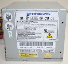 FSP FSP275-50BWN, 275 W, 20+4 Pin, 2X SATA, 3X 4 Pin Molex, 1 X 4PIN, BTX, Probado