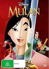 MULAN - DISNEY - BRAND NEW & SEALED REGION 4 DVD