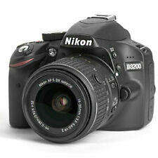 Nikon D3200 Digital SLR Camera Kit with 18-55mm AF-S VR II DX Nikkor Zoom Lens