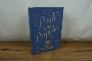 NEW Pride and Prejudice by Jane Austen Collectible PU Leather bound book